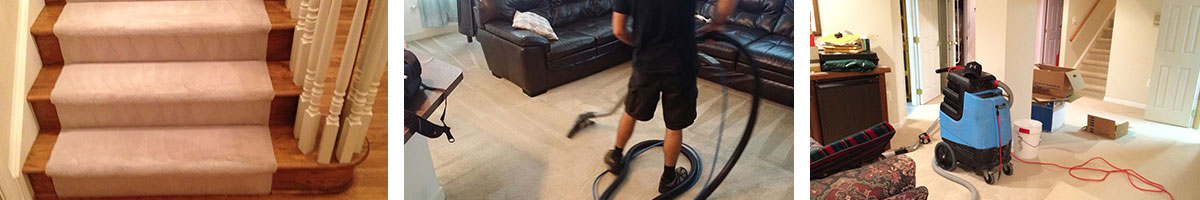 Carpet Cleaning in Downtown Heritage District